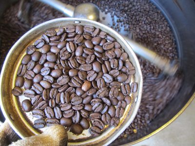 焦げた深煎りコーヒーは身体に悪い