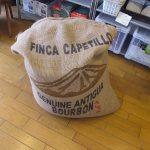 カペティロ農園産グァテマラ再々入荷