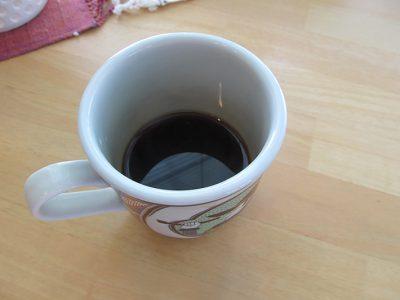 冷めた常温コーヒーのススメ
