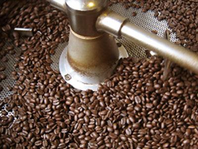 深煎りコーヒー豆(フレンチロースト)
