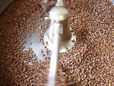浅煎りコーヒー豆