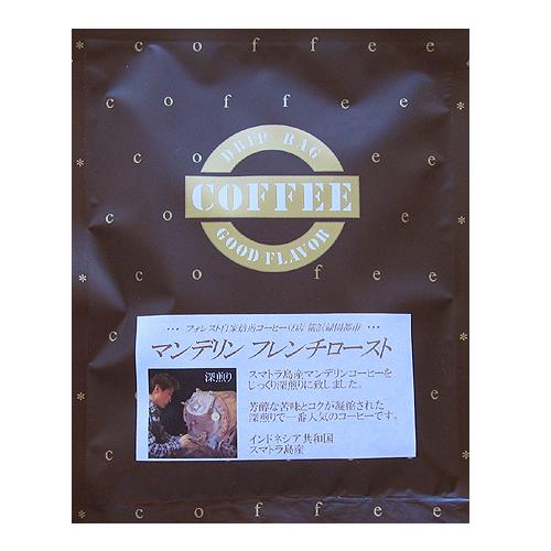 ドリップBAG/ほろ苦い深煎りコーヒー