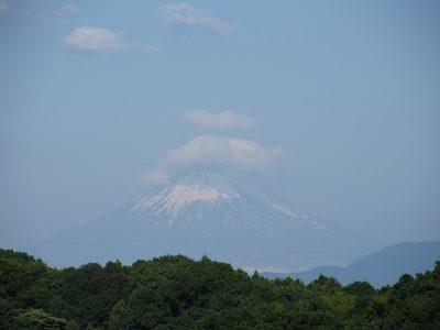 キリマンジャロのような富士山