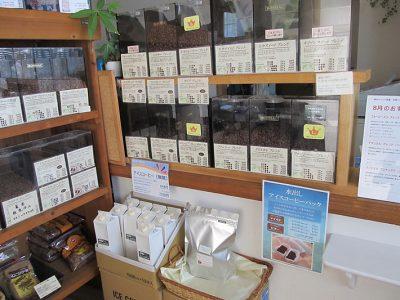 人気コーヒー豆ベスト5(2017/8/8集計)