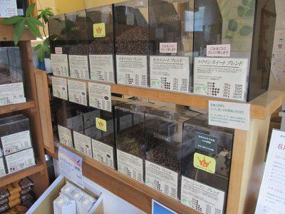 人気コーヒー豆ベスト5(2017/8/21集計)