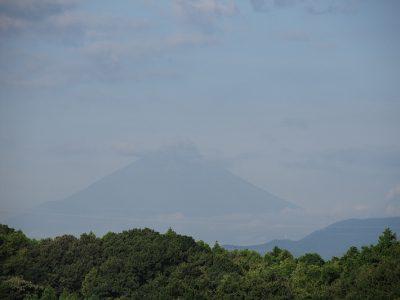 昨日の富士山画像