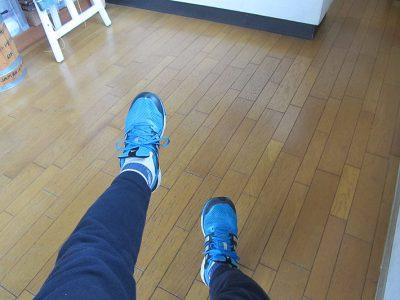 「二足歩行」できるようになりました
