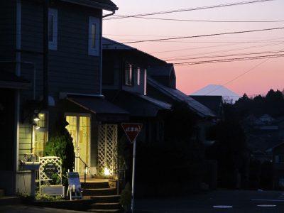 フォレストと富士山