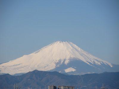 富士山絶景ポイントから