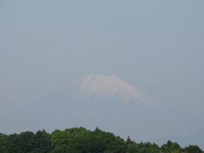 田植えの合図、農鳥が現れた富士山、現代の田植えは・・・