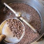 大粒なコロンビア産コーヒー豆入荷