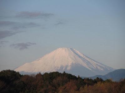 2019年三が日と1/4日の富士山4連撮