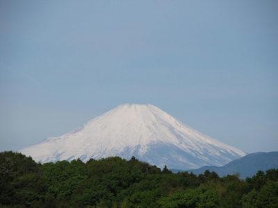 平成最後?の美富士、丹沢、箱根の山々