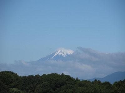 父の日の富士山(2019)