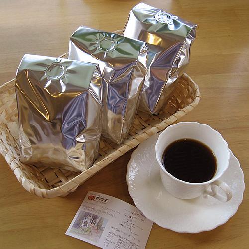 コーヒー好きな方へ、フォレストのコーヒーを