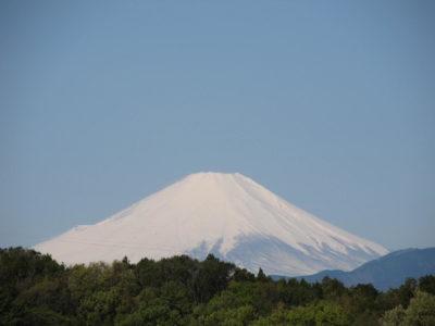 富士山画像で癒されてください