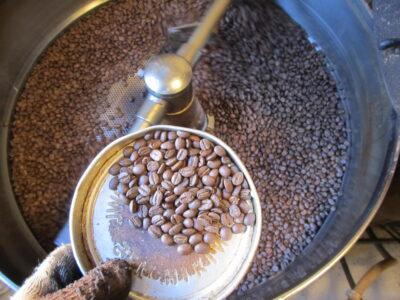 新コーヒー豆入荷状況