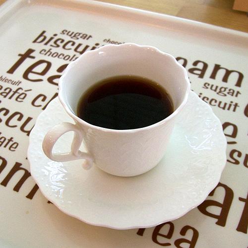 まろやかで飲みやすいブレンドコーヒー