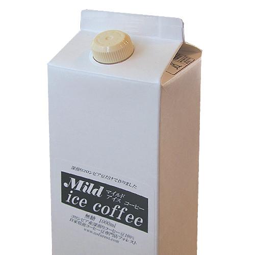アイスコーヒーリキッド(無糖/マイルドタイプ)